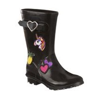 Weather Spirits Girls' Rubber Boots 3