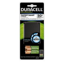 Duracell 4000 Ion Speed Rechargeable Battery Charger