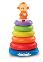 Vtech Stack & Sing Rings- French Version