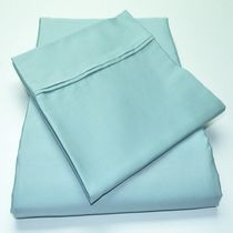 hometrends T400 Thread Count Luxury Sateen Pillowcase