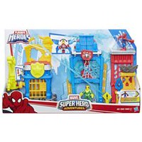 Playskool Heroes Marvel Super Hero Adventures – Arachno-quartier de Spider-Man