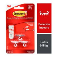 Command™ Party Ceiling Hook