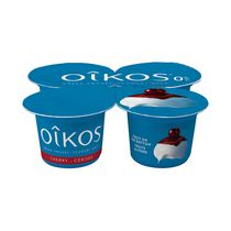 Oikos 0% M.F. Cherry Greek Yogurt