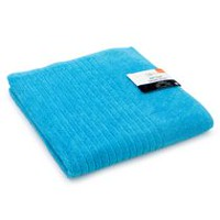 Mainstays Ring Spun Bath Towel Blue