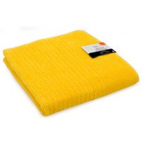 Mainstays Ring Spun Bath Towel Yellow