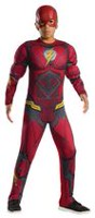 Justice League - Movie Flash Child Costume, Small Medium