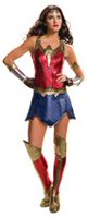 Justic League Wonder Woman Adult Costume, Small Medium