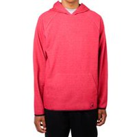 AND1 Men's Play Maker Hoody Rio Red Heather M
