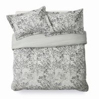 Mainstays Reversible Duvet Cover Set Double/Queen