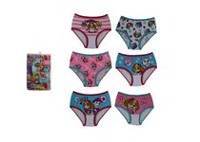 Nickelodeon Girls' 6 Pack Paw Patrol Underwear 4