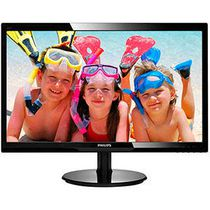 "Philips 246V5LHAB 24"" LED Monitor with HDMI and Speakers"
