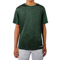 AND1 Men's Go-to-Performance Basketball Top Mountain View Heather XXL