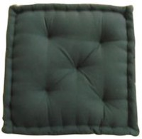 hometrends Floor Cushion Black