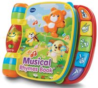 Vtech Musical Rhymes Book- English Version