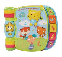 Vtech Musical Rhymes Book- French Version