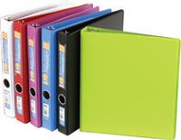 Hilroy Deluxe Binder 1 in - Assorted Colours