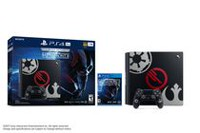 Limited Edition Star Wars ™ Battlefront™ II PlayStation®4 1TB Pro Bundle