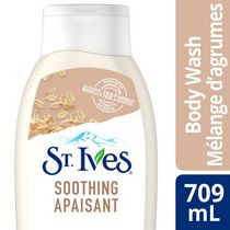 St. Ives® Oatmeal and Shea Butter Hydrating Body Wash