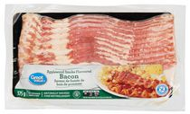 Great Value Applewood Flavoured Naturally Smoked Bacon