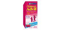 Children's Advil Dye Free Suspension (100mL, Blue Raspberry Flavour)