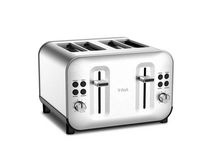 T-fal Element Stainless Steel 4 Slice Toaster