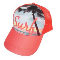 George Women s Dye Sub Baseball Hat with Mesh Back 3dd7a97d211e