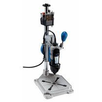 Dremel 220-01 Rotary Tool Work Station Mini Portable Drill Press- Tool Holder- 2 Inch Drill Depth