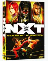 WWE 2017:WWE NXT-FROM SECRET TO SENSATION