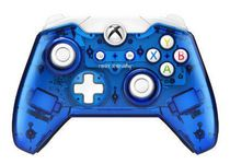 PDP Rock Candy Wired Controller for Xbox One - Blueberry Boom