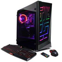 CYBERPOWERPC Gamer Supreme Liquid Cool SLC10080OPT with Intel i7-8700K 3.7 GHz Processor, English