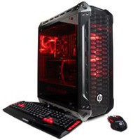 CYBERPOWERPC Gamer Xtreme GXI1120 with Intel i5-8600K 3.6 GHz Processor, English