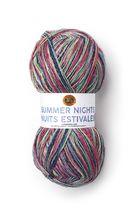 Lion Brand Yarn 512-311 Summer Nights Bonus Bundle Stargazing Metallic Yarn
