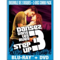 Film Step Up 3 (Blu-ray + DVD) (Bilingue)