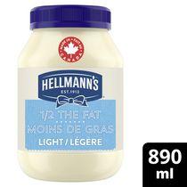 Hellmann's 1/2 The Fat Mayonnaise Dressing