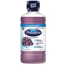 Pedialyte Oral Electrolyte Maintenance Solution - Grape Flavour