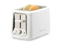 Toastmaster 2 Slice Toaster - White