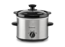 Toastmaster 2QT Round Slow Cooker