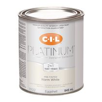 CIL® Platinum® Pre-Tinted Interior Latex Eggshell Finish Paint