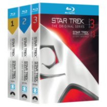 Star Trek: The Original Series - Three Season Pack (Blu-ray) (Bilingual)