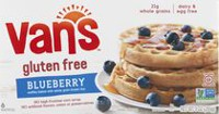 Van's All Natural - Gluten Free Blueberry Waffles