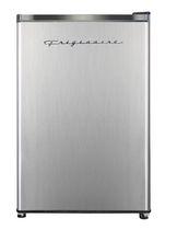 Frigidaire, 4.6 Cu Ft Retro Compact Refrigerator with Chrome Trim