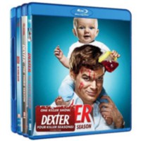 Dexter: Seasons 1-4 (Blu-ray)