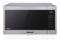 Panasonic NNSC73LS Family Size Genius 1.6 cft. Microwave Oven, Stainless Steel