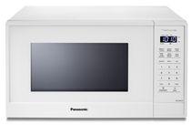 Panasonic NNSU65LW Mid-Size Genius 1.3 cft. Microwave Oven, White