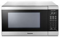 Panasonic NNSU65LS Mid-Size 1.3 cft. Genius Microwave Oven, Stainless Steel