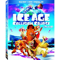 Ice Age: Collision Course (Blu-ray + DVD + Digital HD) (Bilingual)