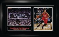 DeMar DeRozan Toronto Raptors Featuring We The North Frame