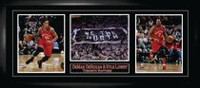 Kyle Lowry and DeMar DeRozan Toronto Raptors Featuring Printed Plate Frame