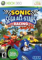 Sonic & Sega All-Stars Racing (Xbox 360)