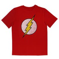 Flash Boys' Short Sleeve T-shirt M